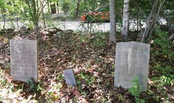 Evans and Margraret Hayes Burial Site