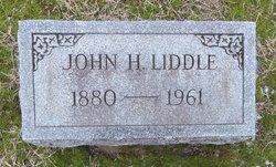 John Henry Liddle