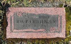Ida Priscilla <I>McCracken</I> Crittenden
