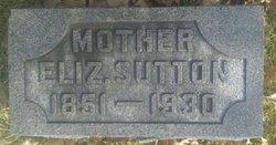 """Elizabeth """"Jane"""" Sutton"""