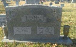 Dorothea E. Long