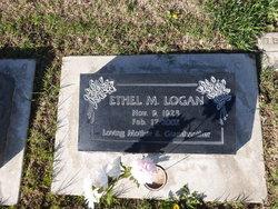 Ethel M. Logan