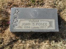 John S Ponce