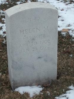 Helen M Ahartz