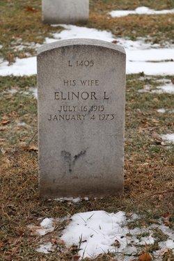 Elinor L <I>Anderson</I> Ahern