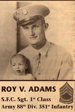 Roy Vernon Adams