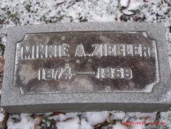 Minnie Alice Ziegler