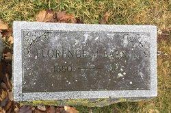 Florence Mabel <I>Shaffer</I> Barnes