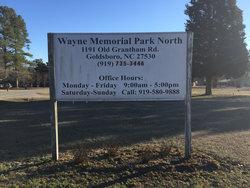 Wayne Memorial Park North