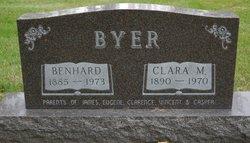 Clara <I>Maiman</I> Byer