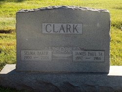 Selma Ellerzene <I>Baker</I> Clark