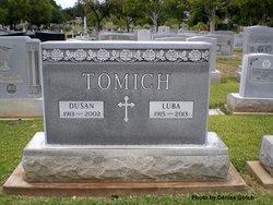 Luba <I>Babich</I> Tomich