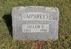 Helen Elizabeth <I>Watson</I> Umphreys