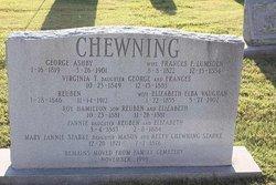 Reuben Chewning