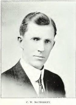 Charles Walter McCroskey
