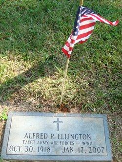 Alfred P. Ellington