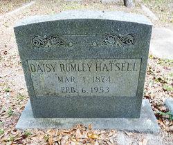 "Denarda ""Daisy"" <I>Rumley</I> Hatsell"