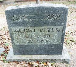 William Lee Hatsell, Sr