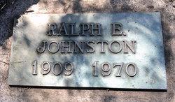 Ralph Edmund Johnston