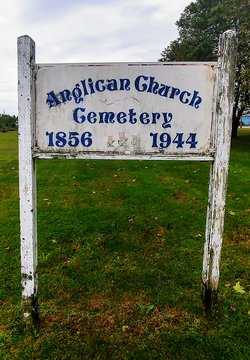 Anglican Church  Cemetery
