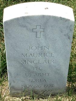 John Maurice Sinclair