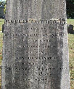 Faith Trumbull <I>Huntington</I> Huntington
