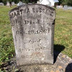 Martha Bussard