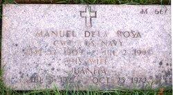 Manuel Dela Rosa