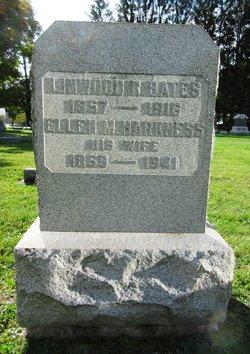 Mary Ellen <I>Harkness</I> Bates
