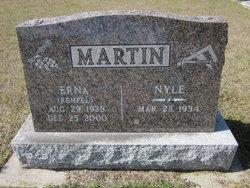 Erna <I>Rempel</I> Martin