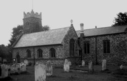 St. Bartholomew's Churchyard Heigham