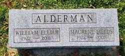 "LT William Elijah ""Bill"" Alderman, Jr"