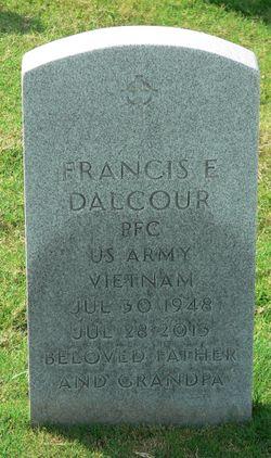 PFC Francis Eugene Dalcour
