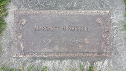 Margaret Haas <I>Mehus</I> Sherrill
