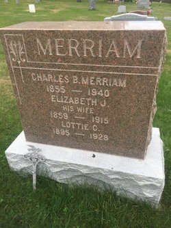 Charles Bill Merriam