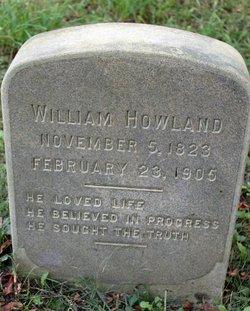 William Howland
