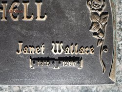Janet Scott <I>Wallace</I> Chell