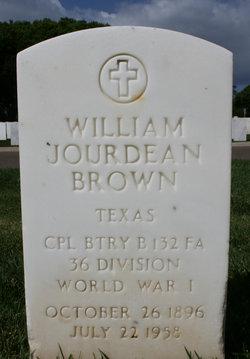William Jourdean Brown
