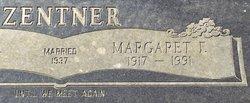 Margaret Francis Zentner