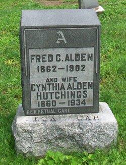 Cynthia <I>Eaton</I> Hutchings