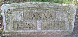 Effie R. <I>Heasley</I> Hanna