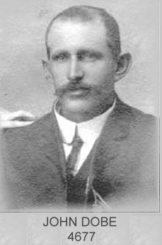 Corp John Dobe