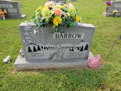Patricia Ann <I>Burden</I> Barrow