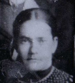 Clarinda Jane <I>Langston</I> Stout