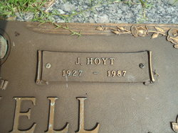 Joe Hoyt Bagwell