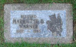 Harriette Doris Warner