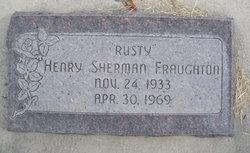 Sherman H Fraughton
