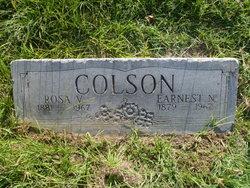 Rosa V. <I>Dean</I> Colson
