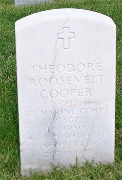 Theodore Roosevelt Cooper