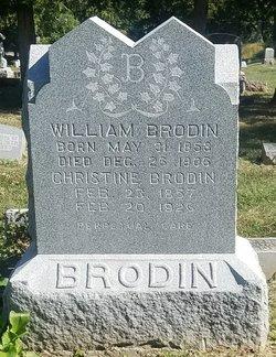 Christine Brodin